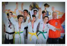 Atleti premiati (Foto Antonello Serino)