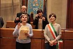 auser congresso territoriale Brenda Barnini - Arianna Poggi