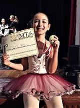 Figline Danza sul podio della MT6
