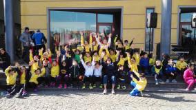 Esordienti atletica Prato (fonte foto comunicato stampa)