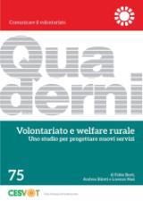 Volontariato e welfare rurale