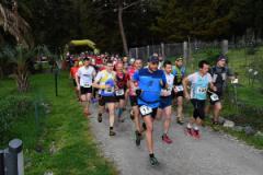 Al V Trail Val di Bisenzio (fonte foto comunicato stampa)