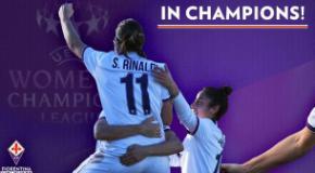 Immagine dalla pagina facebook di Fiorentina Women's