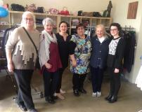 Volontarie del Laboratorio Caritas di Prato