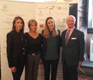 Presentazione gran gala' di solidarietà in Palazzo Vecchio