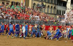 Calcio storico fiorentino - foto Antonello Serino