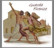 Guarda Firenze disegno della maglia celebrativa