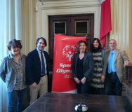 Comitato organizzatore Special Olympics a Montecatini