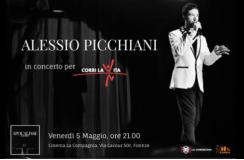 Alessio Picchiani per 'Corri la vita'