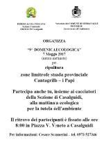 Nona edizione della Mattinata Ecologica Ekoclub