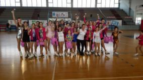 Montecatini. Ottima riuscita del primo trofeo nazionale di pattinaggio artistico inline