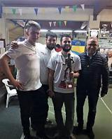 Torneo bocce, tre giovanissimi portano Montemurlo alla vittoria