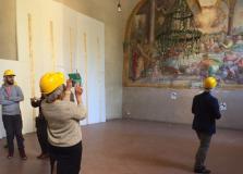 Sopralluogo della Commissione Urbanistica di Palazzo Vecchio all'ex Caserma Vittorio Veneto