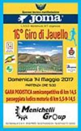 Locandina Giro di Javello - Montemurlo