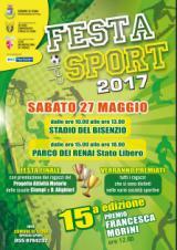 Manifesto Festa dello Sport a Signa