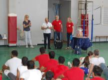 Partecipanti a Volley a Colori Plus