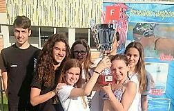 Futura 1° società classificata al Trofeo Città di Prato
