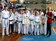 Taekwondo Firenze (foto Tiziano Baldi)