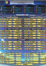 calendario torneo
