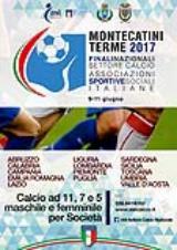 Le Finali Nazionali del Settore Calcio Asi a Montecatini Terme