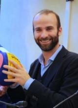Assessore allo Sport Andrea Vannucci (foto Antonello Serino Redazione Met)