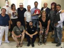 Consegnato al Comune di Sesto Fiorentino il defibrillatore donato dalla Sezione Soci Coop