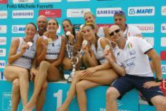 Vittoria della Coppa Italia ph M. Ferretti