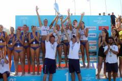 Supercoppa Summer vinta dalla Savino Del Bene Volley