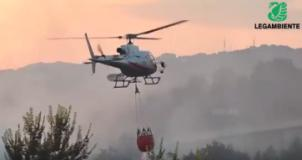 Video di Legambiente sugli incendi boschivi