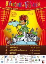 Manifesto del Festival per bambini FaVola'