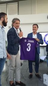 Scandicci Calcio: presentazione Prima Squadra
