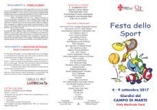 Festa dello Sport - Programma Q2