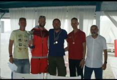 Firenze. Doppio successo per le squadre della Polizia Municipale nel campionato italiano di beach volley