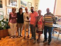 nell'ufficio del sindaco con gli assessori Donnini e Gorgerino.jpg