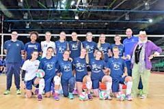 Il Bisonte Firenze - Blu Volley Quarrata amichevole (fonte foto comunicato stampa)