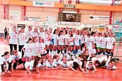 Il Volley Club le Signe a Tolentino