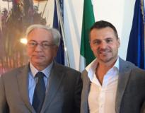 Met il sovrintendente del maggio musicale cristiano chiarot incontra francesco casini sindaco - Sindaco bagno a ripoli ...
