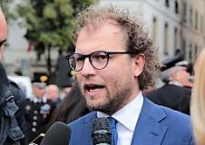 Ministro allo sport (Luca Lotti foto Antonello Serino - Met)