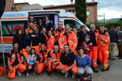 Volontari a Greve