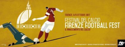 Dal 3 al 9 ottobre appuntamento con il Festival del Calcio Firenze Football Fest