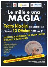 Locandina evento al Teatro Niccolini di Tavarnelle Val di Pesa