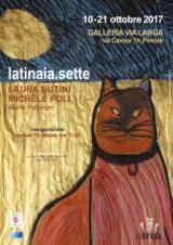 La Tinaia - mostra disegni e dipinti di Laura Nutini e Michele Poli