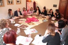 ottobre rosa conferenza stampa sindaci unione comuni