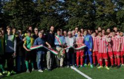 Inaugurazione impianto sportivo di Mantignano Ugnano