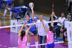 Valentina Tirozzi in azione (fonte foto comunicato stampa)