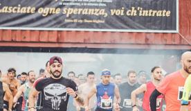 Infero run a Cernaia (PI) lo scorso maggio
