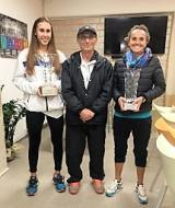 Due vittorie per Gianmarco Ferrari e Carolina Piferi del Ct Etruria