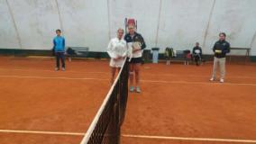 Camerin e Knapp del tennis club Prato