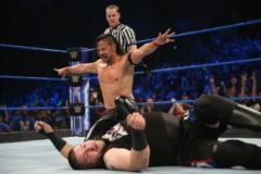 Kevin Owens e Nakamura