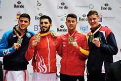 Il fiorentino Simone Marino conquista l'argento ai Mondiali di Karate